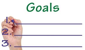 DEFINE the goals you have!
